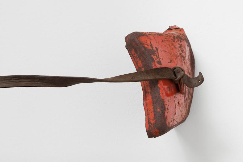 Mala vermelha, 2012. Detalhe/ detail