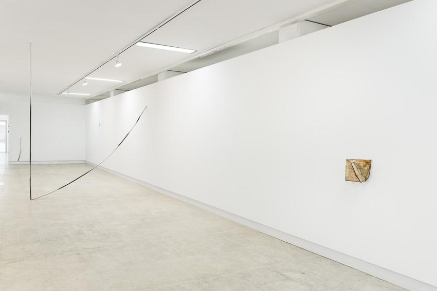 Cortina, 2015Vista geral da exposição/ exhibition viewGaleria Quadrum, Lisboa Fotografia por/ Photograph by Bruno Lopes