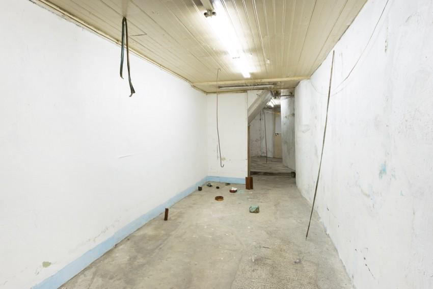 Zinabre Azebre Azinhavre, 2016 Uma Certa Falta de Coerência / A Certain Lack of Coherence Vista da Instalação / Installation View
